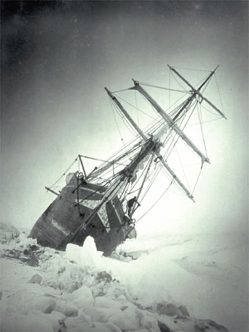 Shackleton's Antarctic Journey