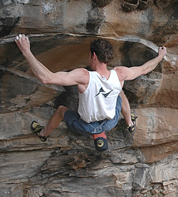 Eric Horst's Climbing and Training Blog: Bouldering as ...