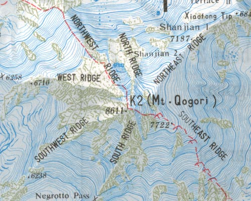 map-extreme-points-of-india - Maps of India