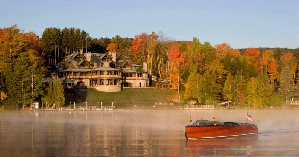 Adirondack Hotels On The Lake