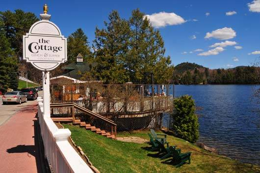 Incredible The Cottage Lake Placid Ny Mountainzone Download Free Architecture Designs Embacsunscenecom