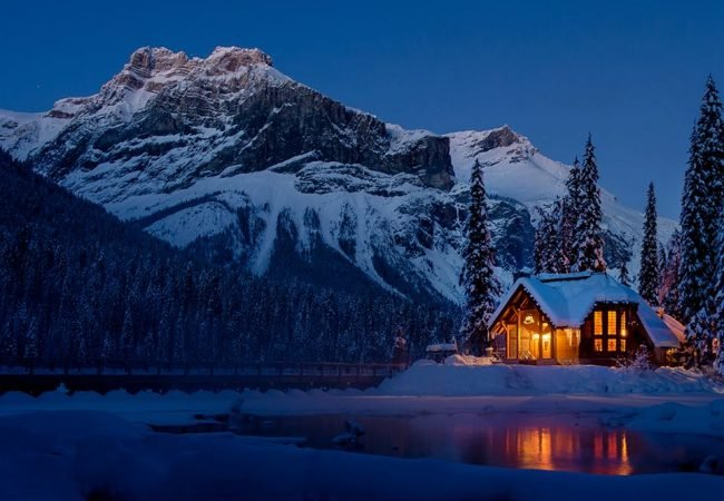 Mountain Cabins