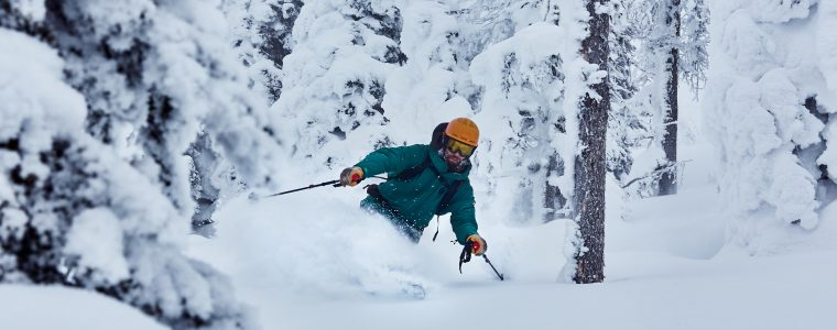 Backcountry Skiing Maps, Articles & Photos - MountainZone on